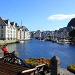 Norway Cruise 2012 (Alesund)