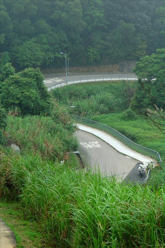 經元墩下車路Yuen Tun Ha