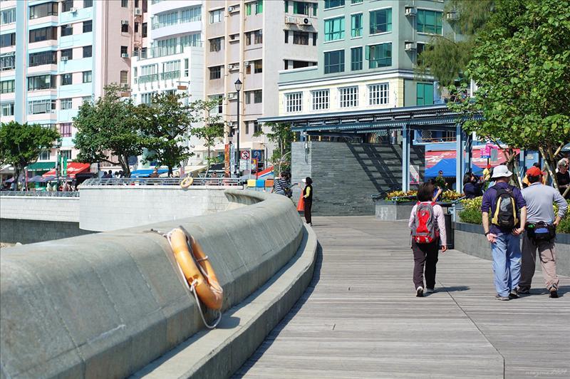 赤柱海濱 Promenade