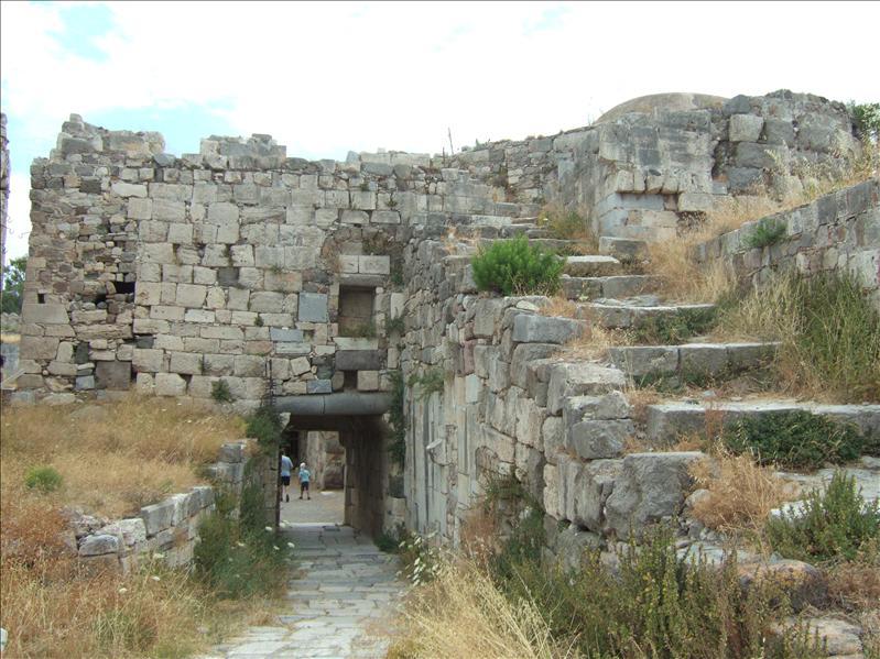 Kos Town - The Castle