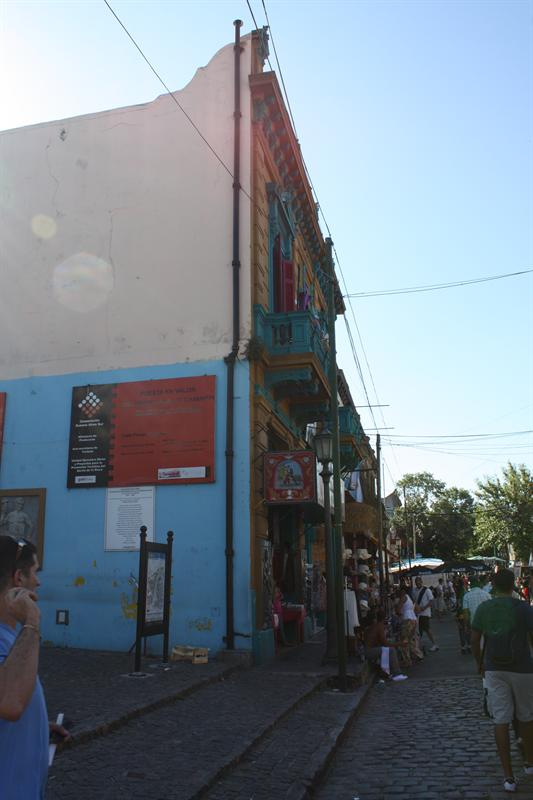 Views of La Boca