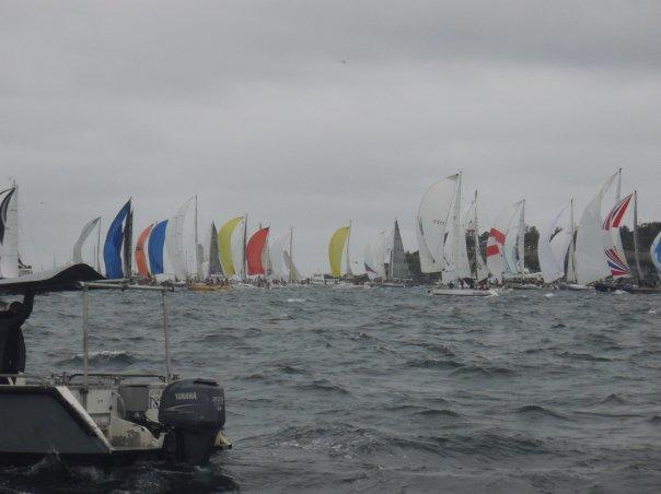 Sydney-Hobart boat race - Boxing Day