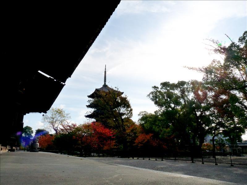 金堂與五重塔
