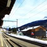 SAAS Bahnhof