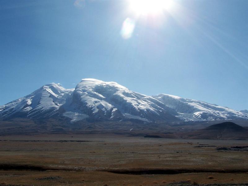 Mountains, South Xinjiang
