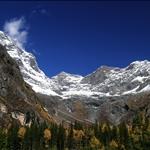 MountainAbbi阿妣峰(俗稱羊子岩)(5694m)