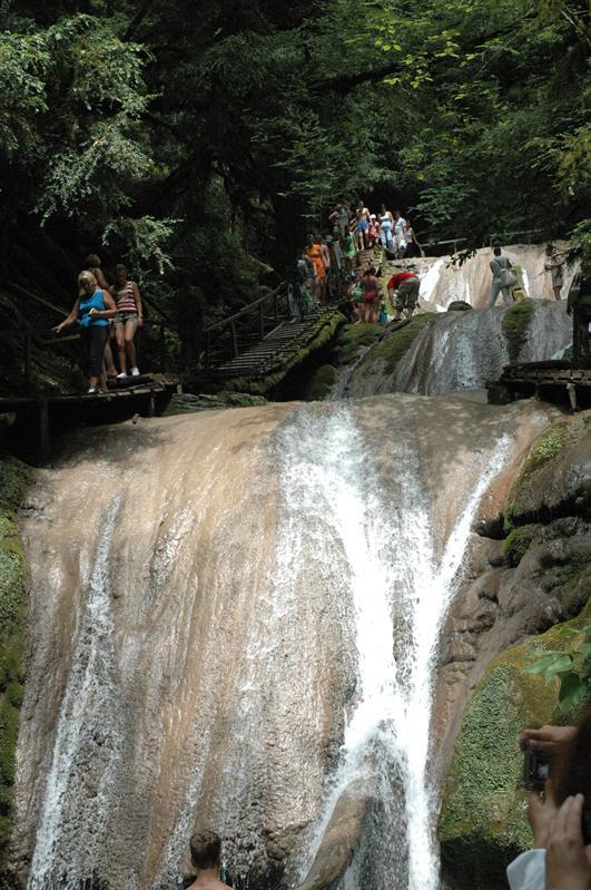 7 waterfalls