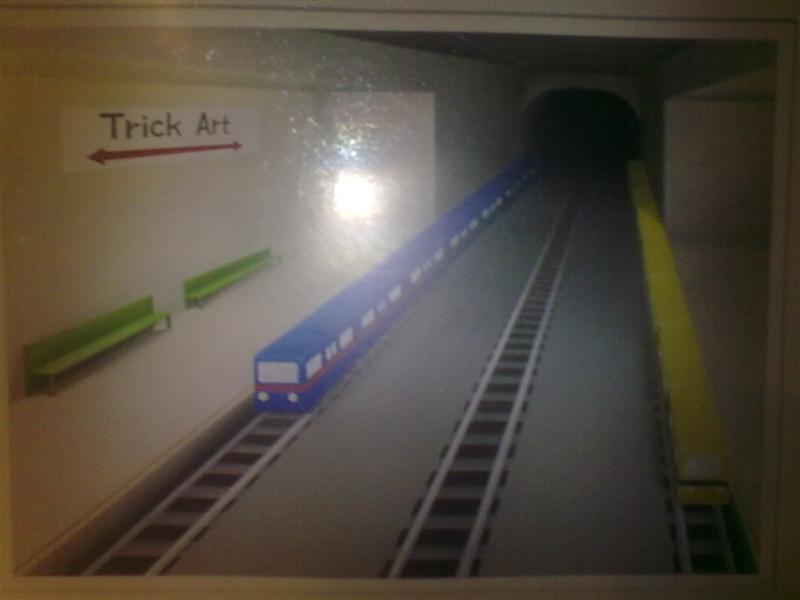 哪一列火車較長呢~~