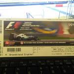 2013 Malaysia F1