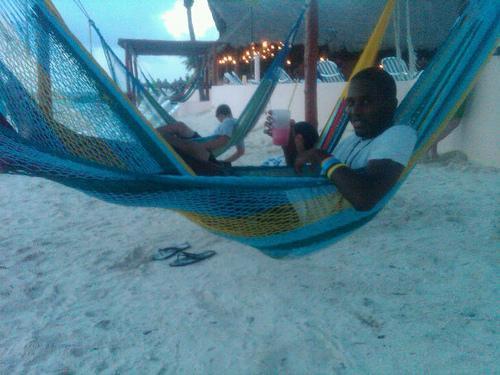 chillin beach