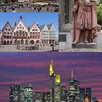 Frankfurt : Germany's Main hattan