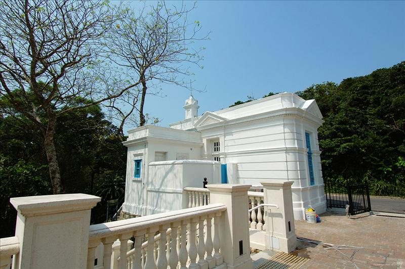 The Gate Lodge of the former Mountain Lodge 舊總督山頂別墅守衛室