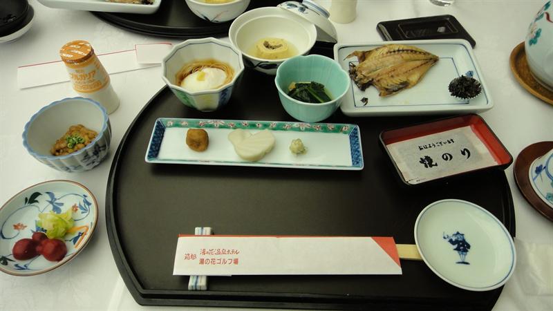 早餐日式定食