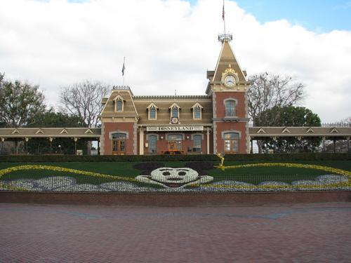 Disney Land 2004