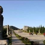 Qianling Tomb--www.china-tour.cn