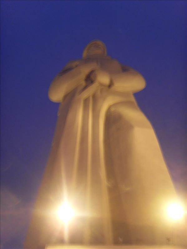 "Monument ""Алёша"""