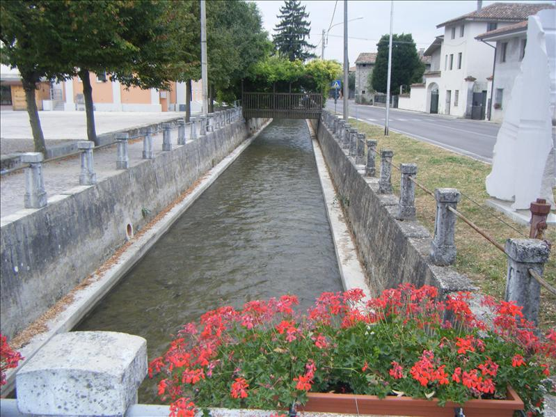 the river i think in san lorenzo