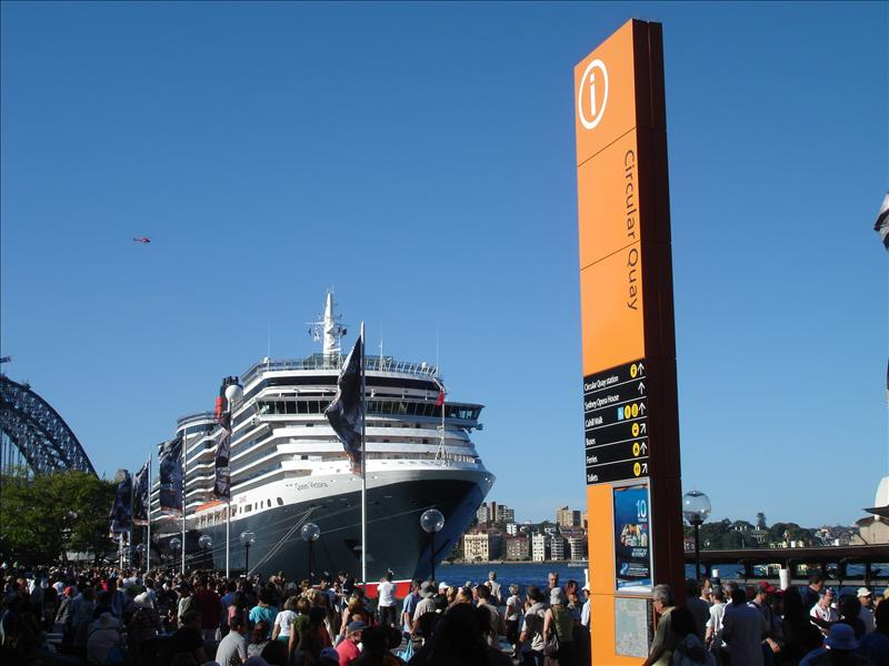 The Queen Victoria at The Rocks