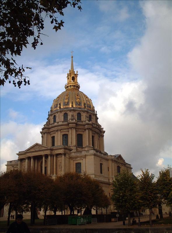 巴黎拿破仑陵寝