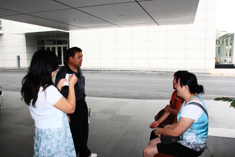 熱情的北京人