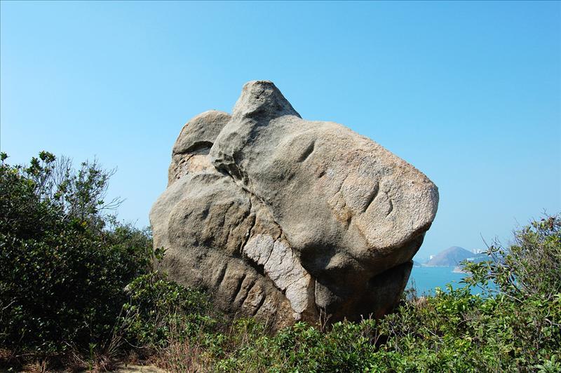 大羊頭 (豬頭石)