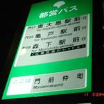 2006.05.11 Tokyo Life,Day 5_門前仲町的家