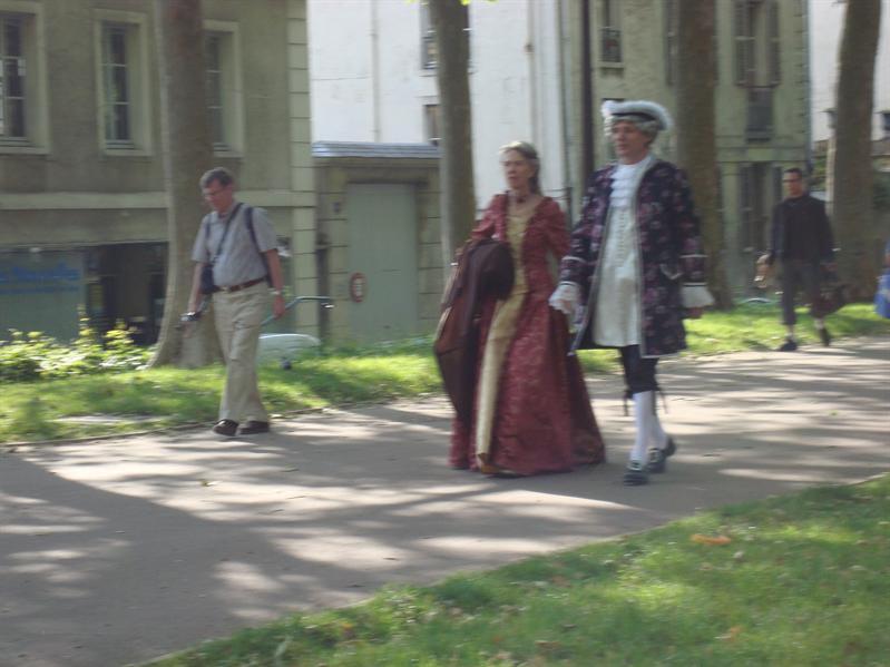 Versailles Costumes!