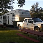 "The ""Big Rig"" & our house on wheels!"