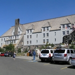 Timberline Lodge  on Mt. Hood Oregon