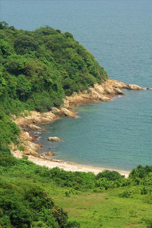扒頭鼓南灣 Pa Tau Kwu