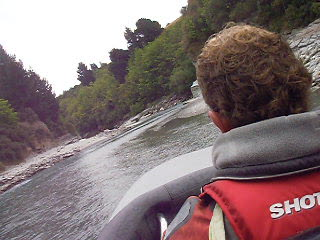 shotover jet boat.AVI