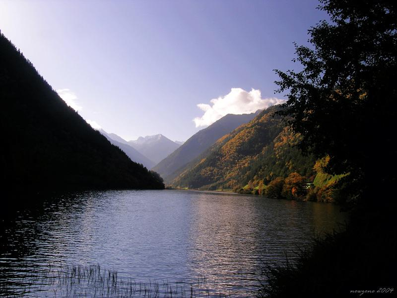 Rhinoceros Lake (Xiniu Hǎi) 犀牛海
