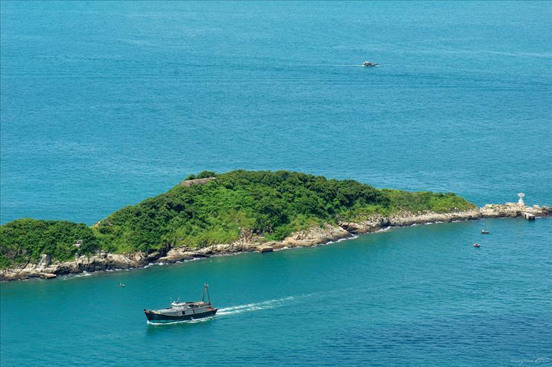 火藥洲Fo Yeuk Chau (Magazine Island)