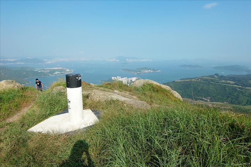 Lo Fu Tau 465m 老虎頭山頂
