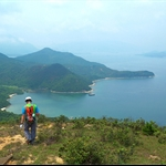 20120414 海下担柴小塘營 Hoi Ha to Siu Tong Youth Camp via Mount Hallowes