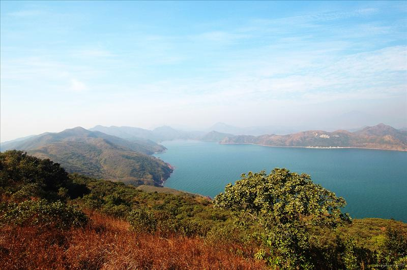 Wong Chuk Kok Hoi 下望寧靜的黃竹角海
