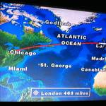 Our flight from Indy to Chicago to Heathrow to Dubai to Colombo.