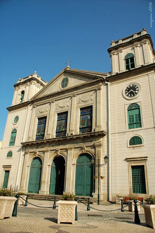 大堂(主教座堂) Cathedral