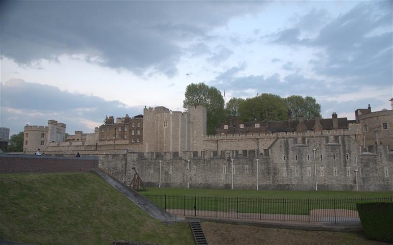 Tower of London, Thames, London, United Kingdom