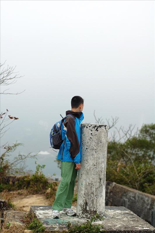 魔鬼山(炮台山) Devil's Peak (Pau Toi Shan)