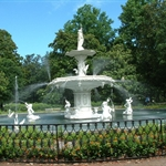 Parks And Other Places Attractions In Savannah City