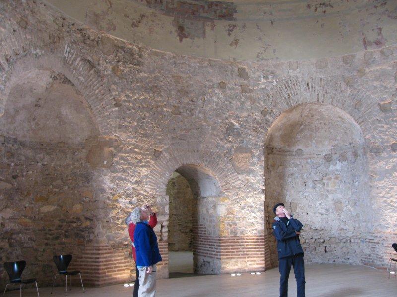 Roman Villa near Tarragona ....