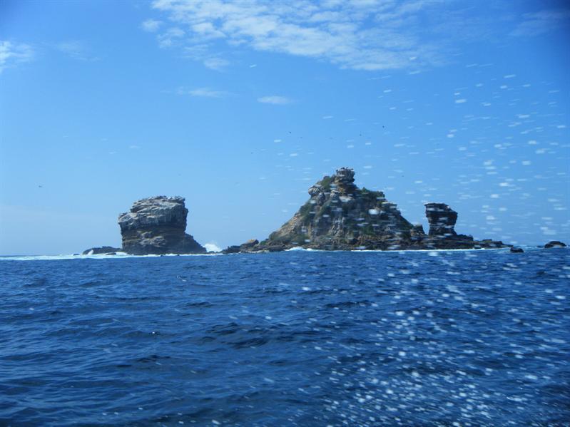 hangmans island, dive site