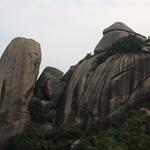 QuZhou, FuGai Mountain, China