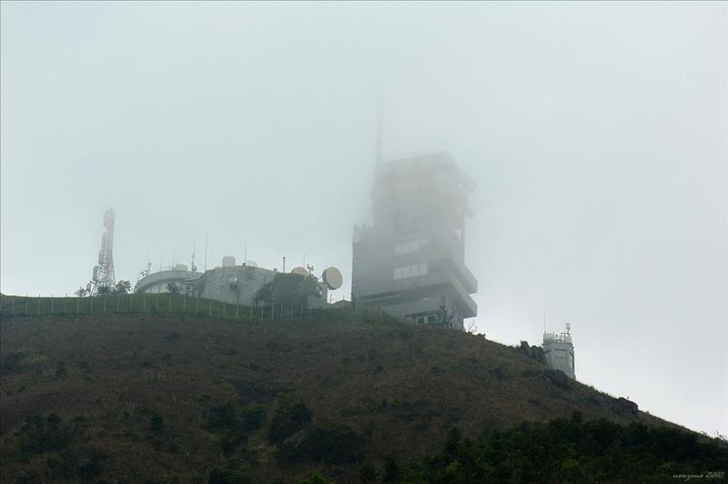 慈雲山高清電視廣播發射塔