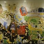 淺草車站ㄉ壁畫