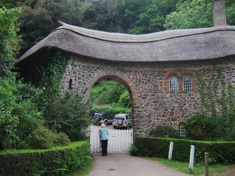 Porlock Weir - Toll Gate