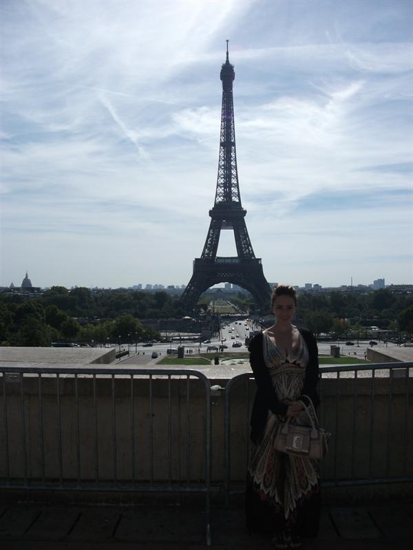 Eiffel Tower @ Trocadero
