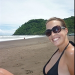 Jaco beach - in the morning?