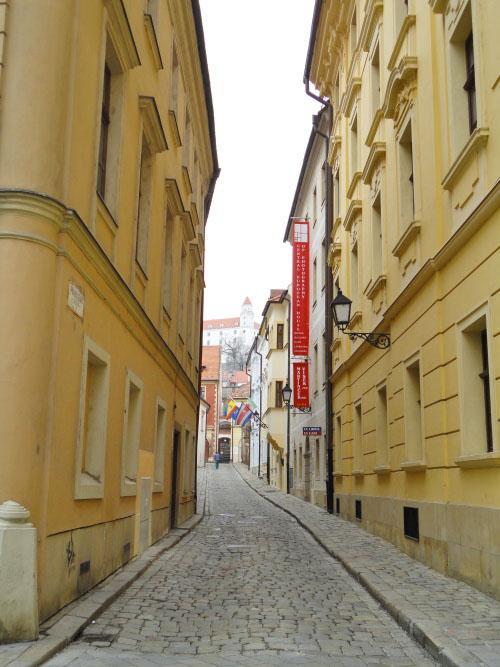 cute alley.
